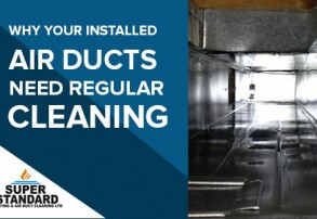 Air Ducts Need Regular Cleaning