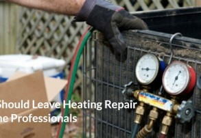 Heating Repair Work