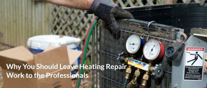Heating Repair Work