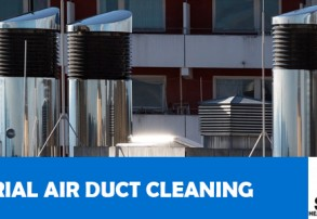 Industrial Air Duct Cleaning