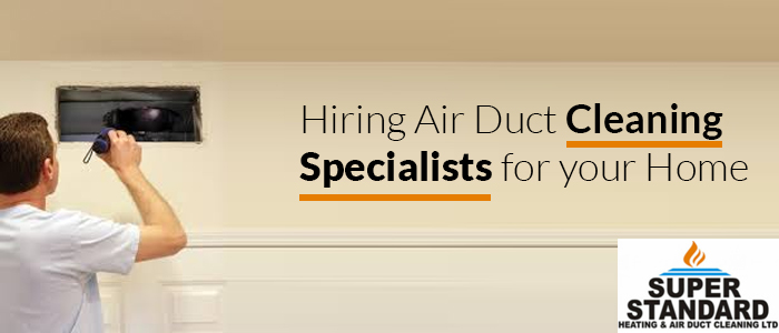Air Duct Cleaning Specialists