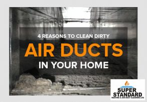 Clean Dirty Air Ducts